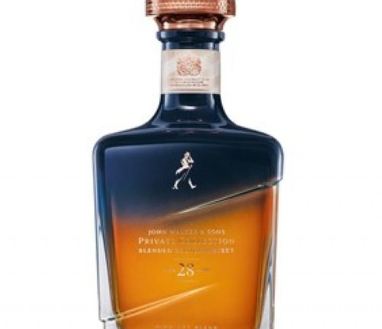 Johnnie Walker apresenta o Midnight Blend de 28 Anos