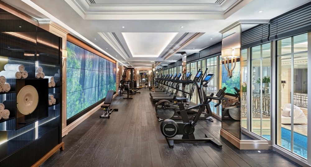 Four Seasons Hotel George V revela seu novo «Le Spa»